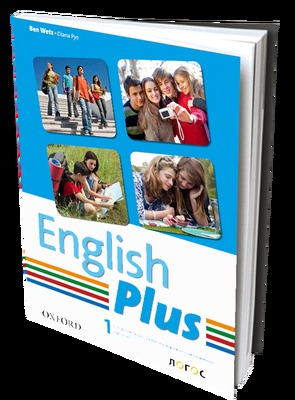 English Plus 1, udžbenik za peti razred