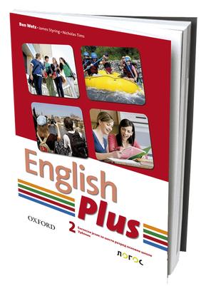 English Plus 2, udžbenik za šesti razred