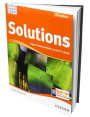 Solutions 2nd edition Upper-intermediate - udžbenik za treći razred srednje škole