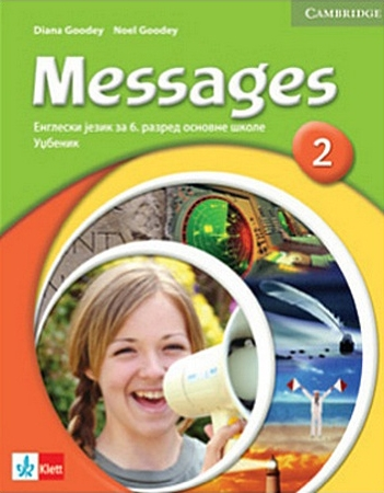 "Engleski jezik 6, udžbenik ""Messages 2"""