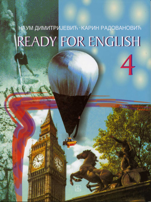 READY FOR ENGLISH 4 - udžbenik KB broj: 18510